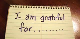 im grateful for